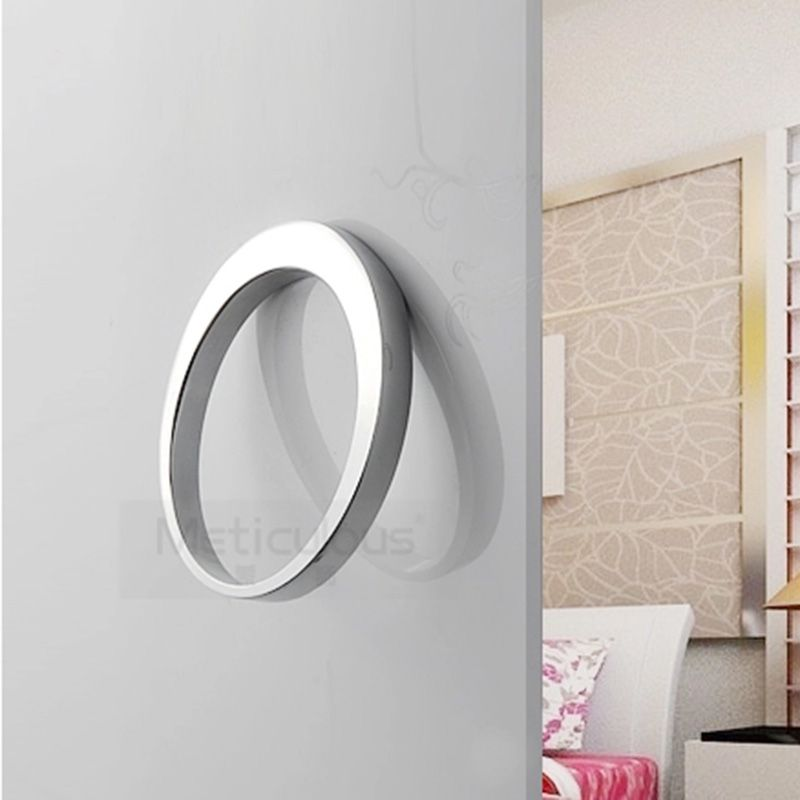 Meticulous Chrome Ring Pulls Kitchen Cabinet Round Knob 32mm Drawer Handle  Furniture Knocker Cupboard Knobs And