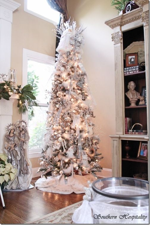 Beautiful Decorated Christmas Trees Decorating Ideas