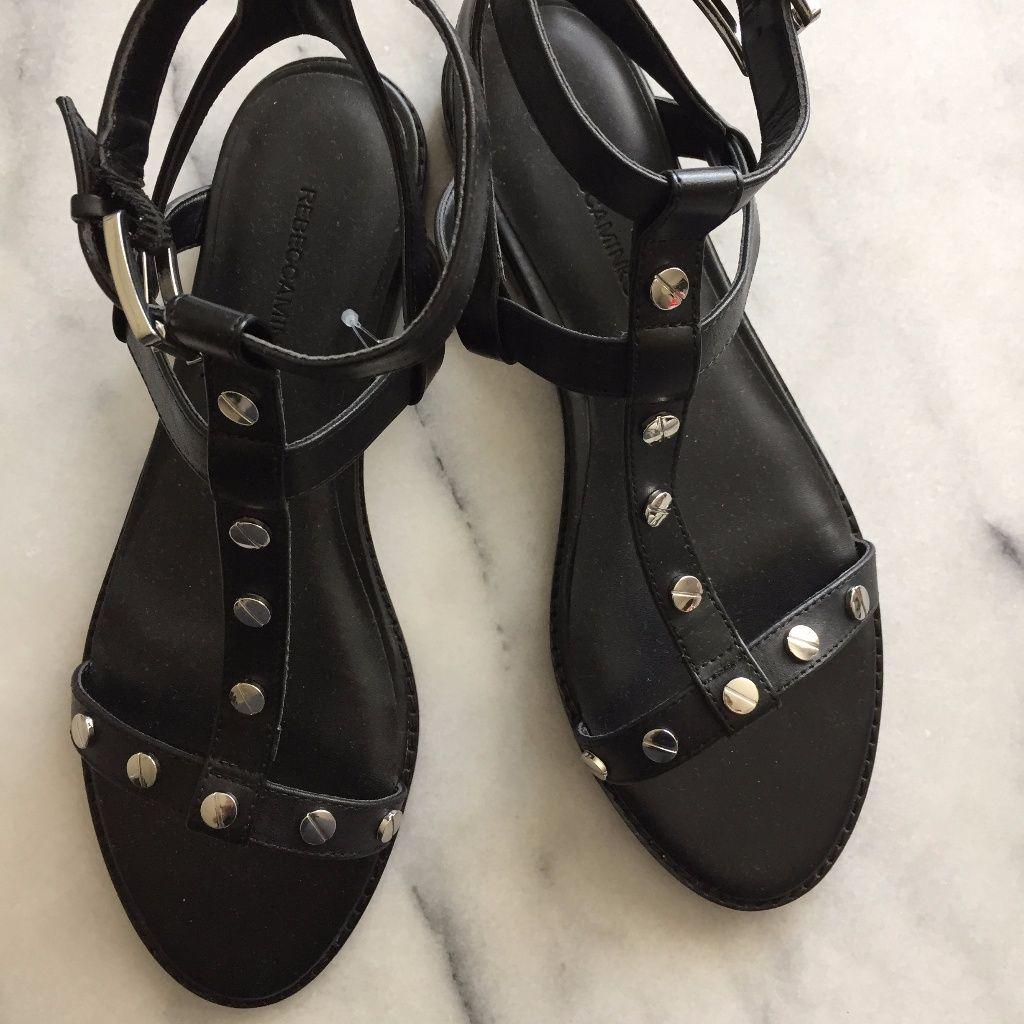 cd8c5f6bec2d Rebecca Minkoff Sandy Gladiator Leather Sandal 7.5