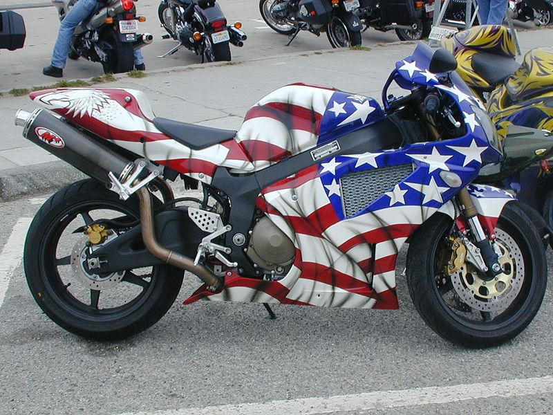 Celebrate Independence Day On Your Motorcycle Hero Giveaways