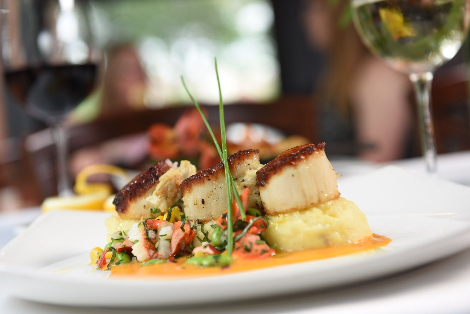 Grille 29 Is A Sophisticated Yet Casual Steak And Seafood Restaurant With Two Locations One
