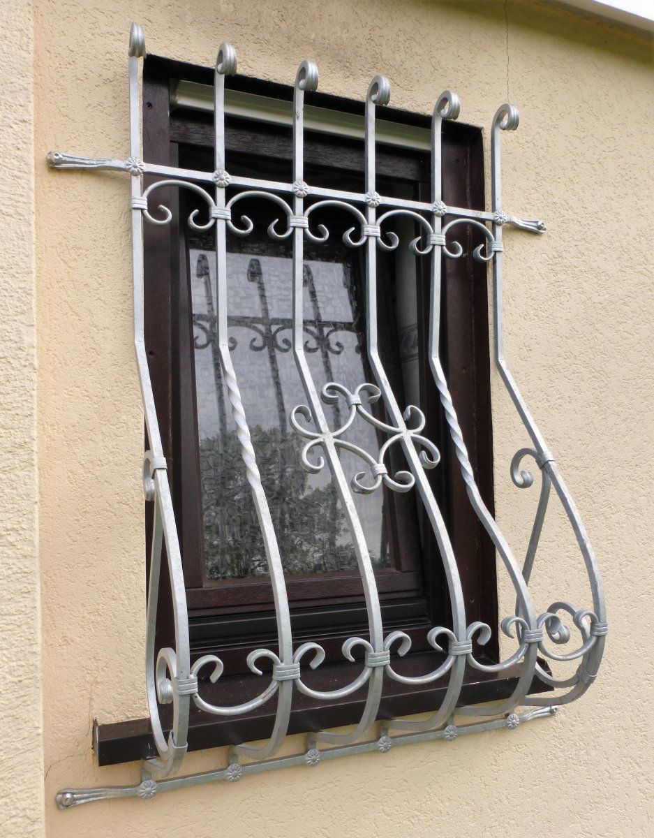 Fenstergitter Verzinkt Fenstergitter Gitter Fenster