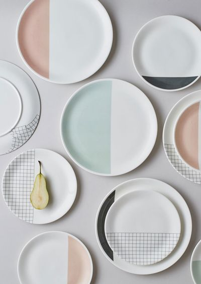 print & pattern | Design | Tableware, Pottery painting, Pottery