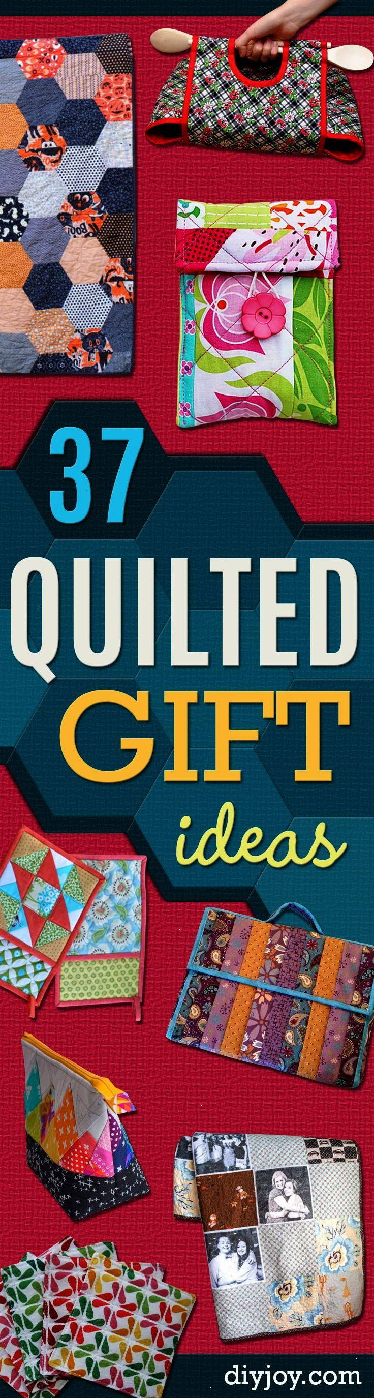 Best Quilting Projects For Diy Gifts  Things You Can
