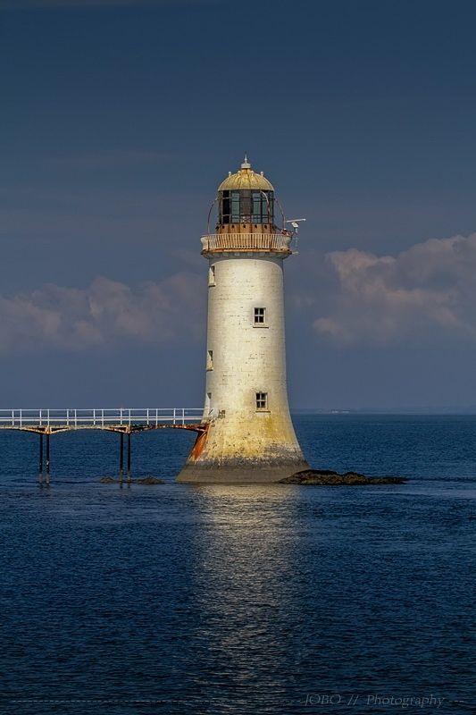 Ireland 7 - Irish lighthouse by JOBO  on 500px