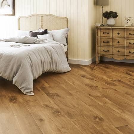 Karndean van gogh wellington oak wood look planks - Average cost to carpet a bedroom ...