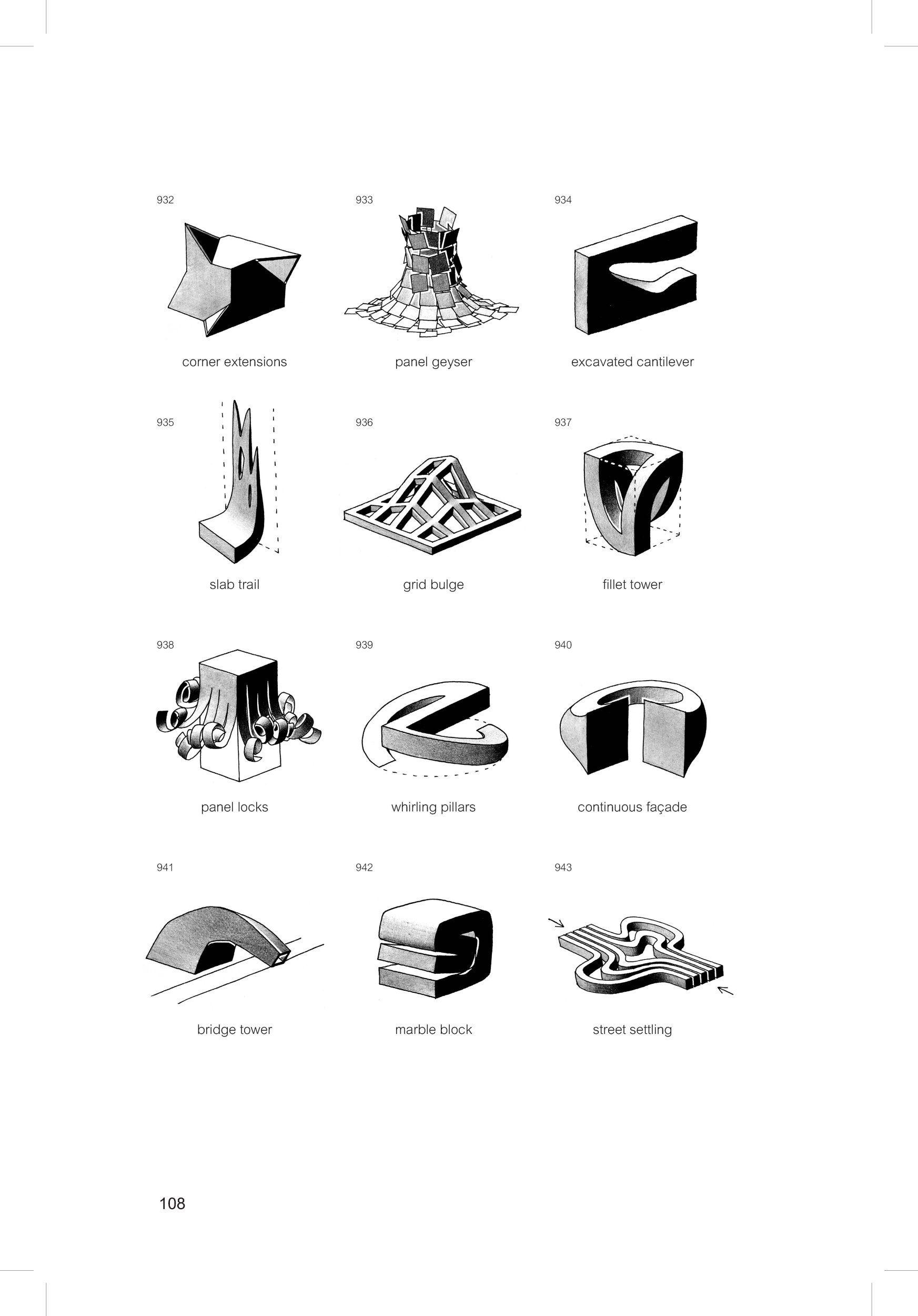 Siteless: 1001 Building Forms: François Blanciak