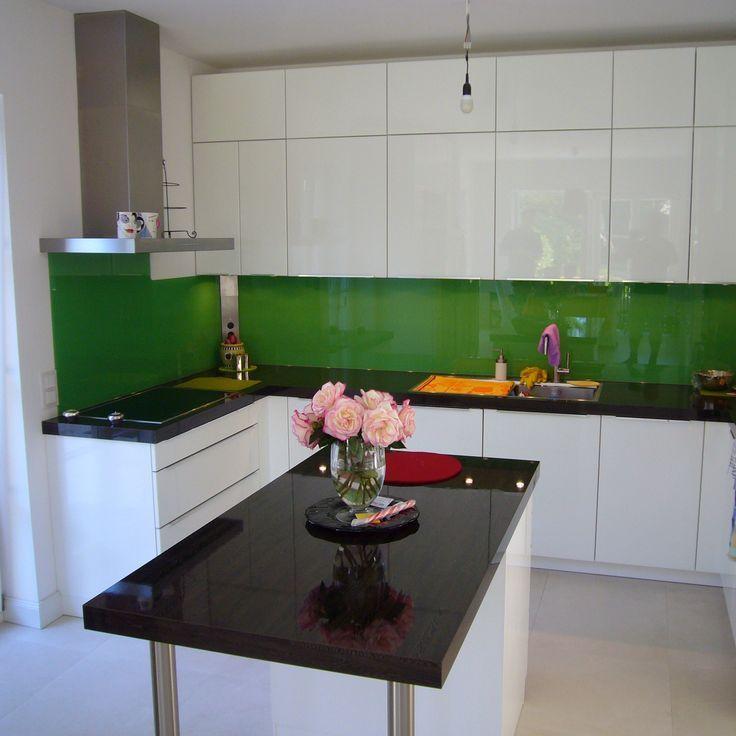 Für eine glänzende Küche wähle Sie eine polierte - granit arbeitsplatte küche