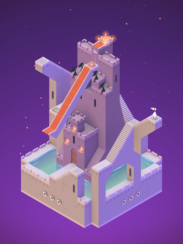 Escherszerű // Like Escher Monument valley game
