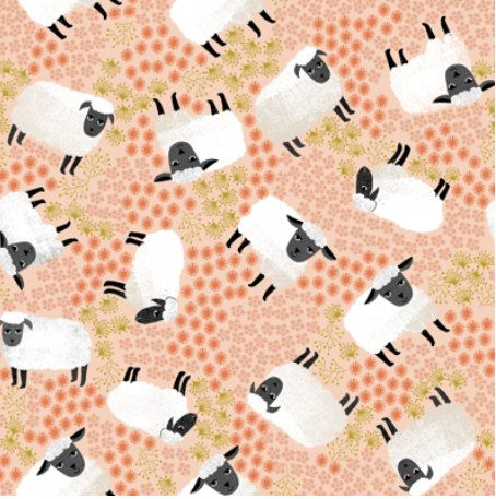 Hey, I found this really awesome Etsy listing at https://www.etsy.com/listing/280832938/sheep-fabric-ditsy-sheep-custom-fabric