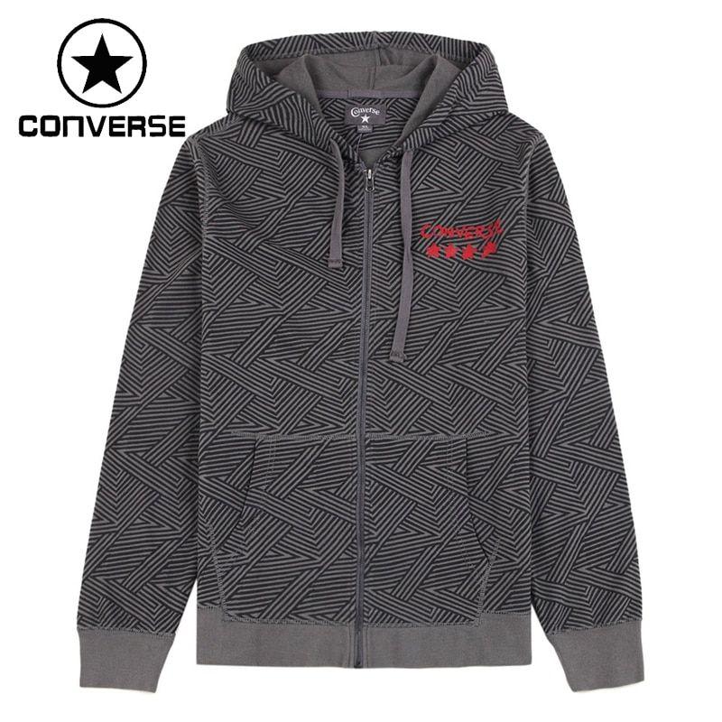Original  Converse  Men's Jacket Hooded Sportswear , #men #clothing #sneaker #menshoes #shoes #mensn...