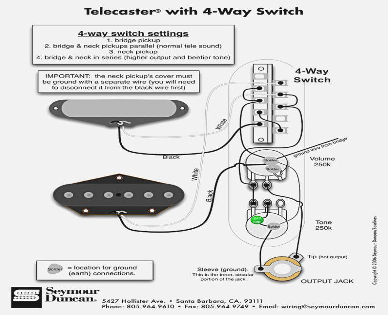 Electrical Wiring House Wiring 2 Way Light Switch The Diagram Readingrat Aweso Jack With A Light Switch Wiring 97 Telecaster Custom Telecaster Guitar Diy