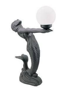 Mermaidhomedecor.com   Mermaid Lamps