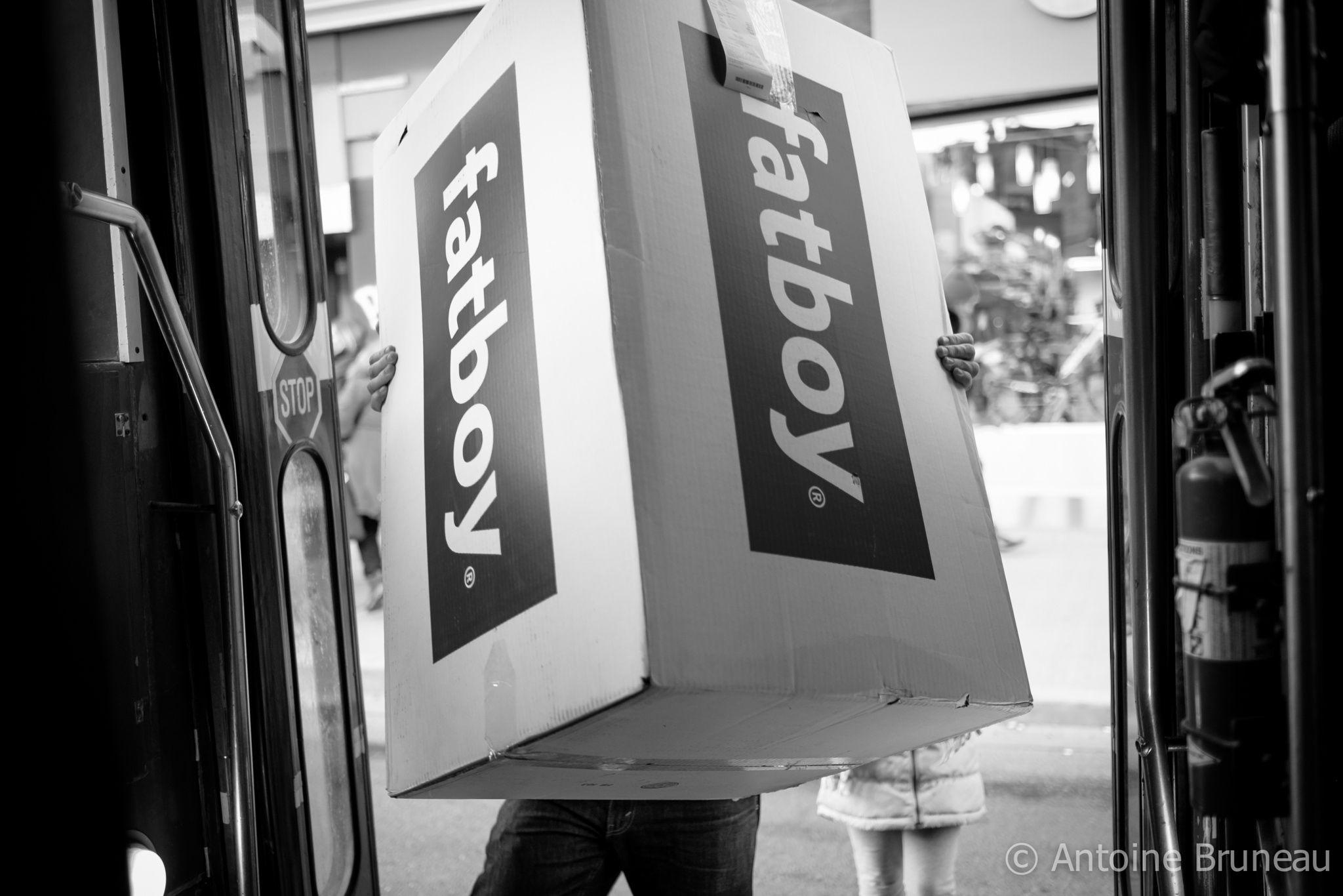 "Trans Fat - Streetcar 501 - Queen West. Toronto, Canada.  <a href=""http://www.antoinebruneau.com/"">Website</a> | <a href=""http://antoinebruneauphoto.tumblr.com/"">Tumblr</a> | <a href=""https://www.facebook.com/Antoine.Bruneau.Photography"">Facebook</a> | <a href=""https://www.flickr.com/photos/ubrane"">Flickr</a>"