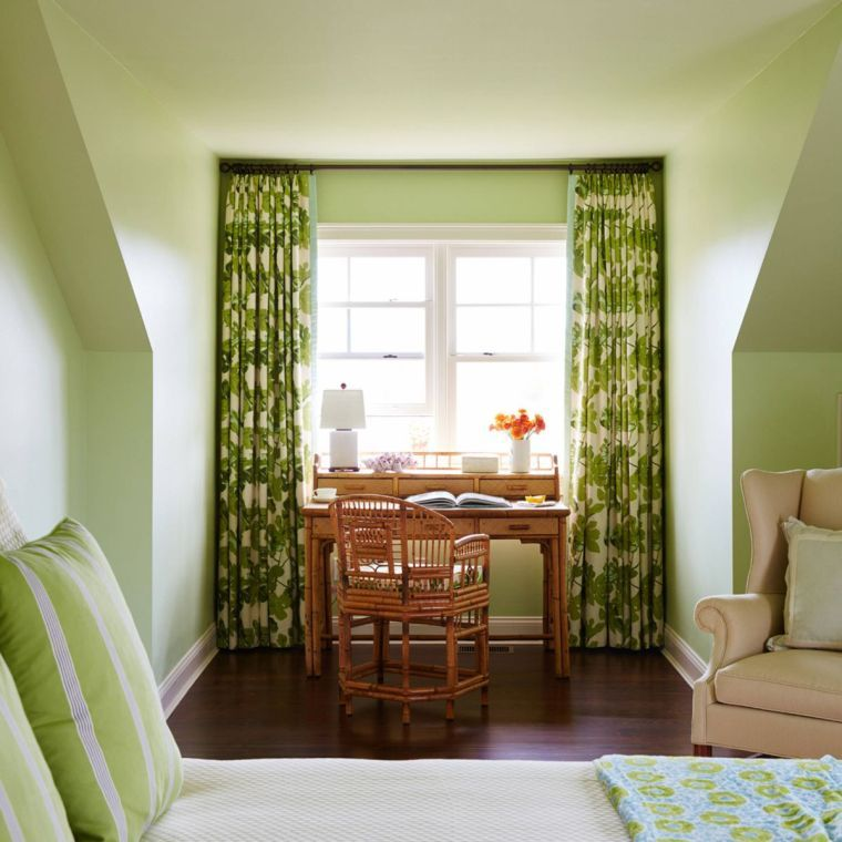 Peinture pour chambre à coucher en 5 options qui vont vous séduire