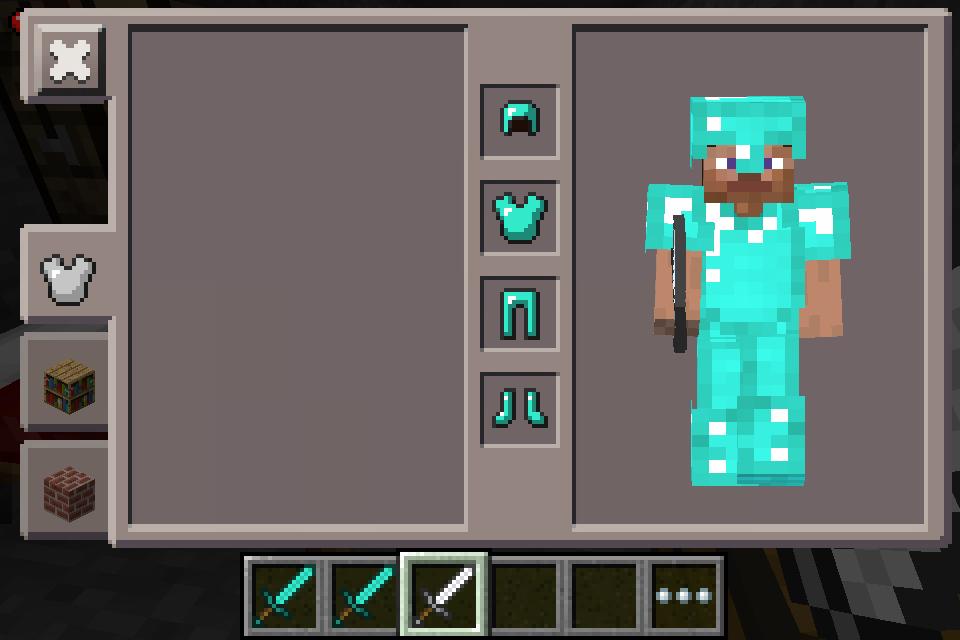 Minecraft Full Diamond Armor Epic Minecraft Girl Skins