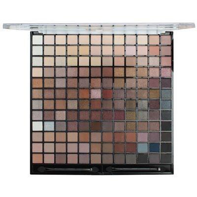 Makeup Revolution Ultimate Iconic paleta očních stínů s aplikátorem -