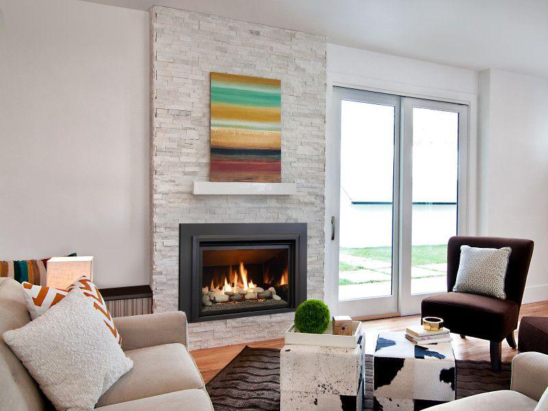 Chaska 34 Gas Fireplace Insert Fireplace Inserts Gas Fireplace