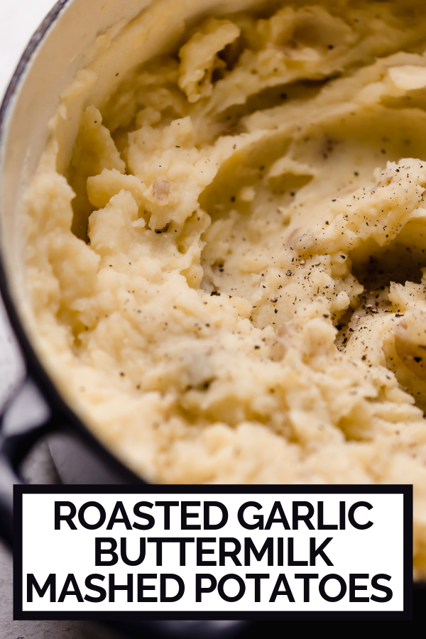 Pin On Buttermilk Mashed Potatoes