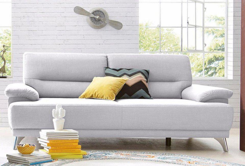 Sit More 3 Sitzer Inklusive Sitztiefenverstellung 3 Sitzer Sofa Sofas Und Sitzen