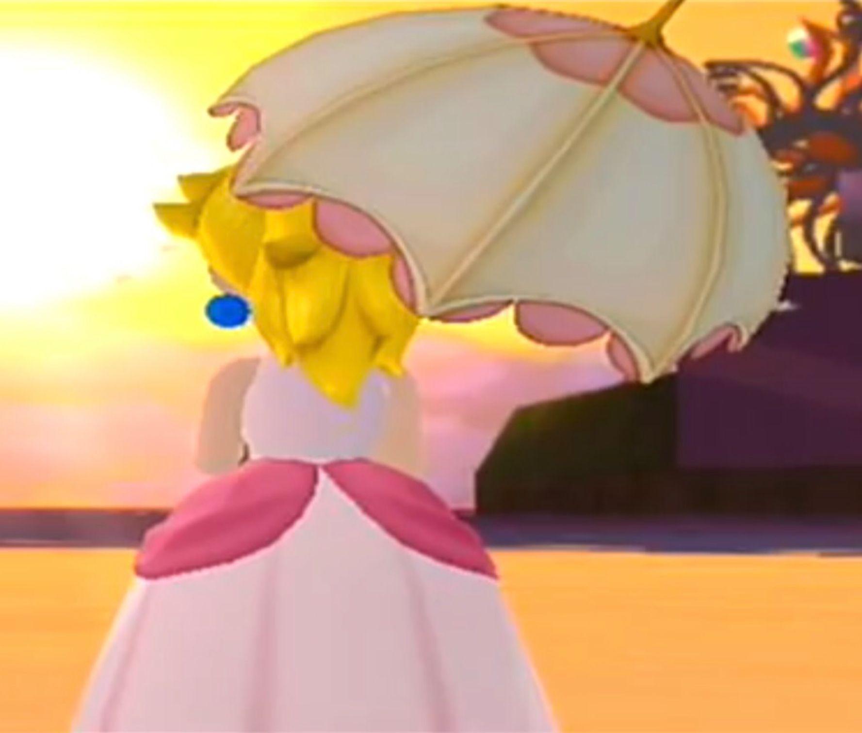 princess toadstool princess peach