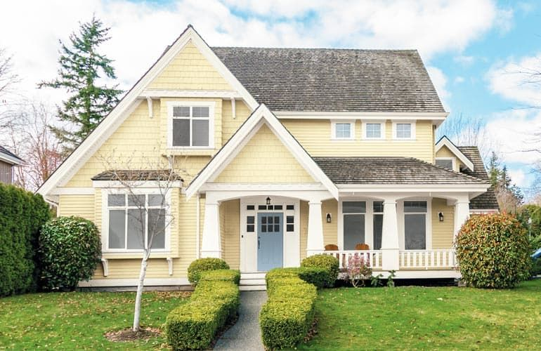 hottest exterior paint colors of 2018 in 2020 house on exterior home paint ideas pictures id=55196
