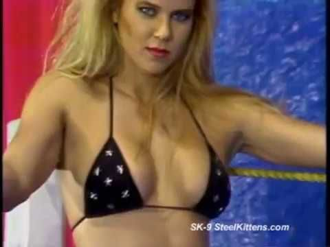 Female Wrestling Bikini