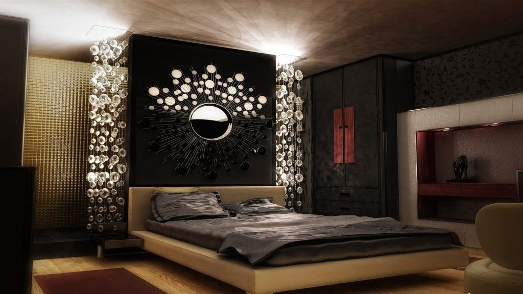 Schlafzimmer-Tapeten-Ideen 2014   Luxus-schlafzimmer-design ...