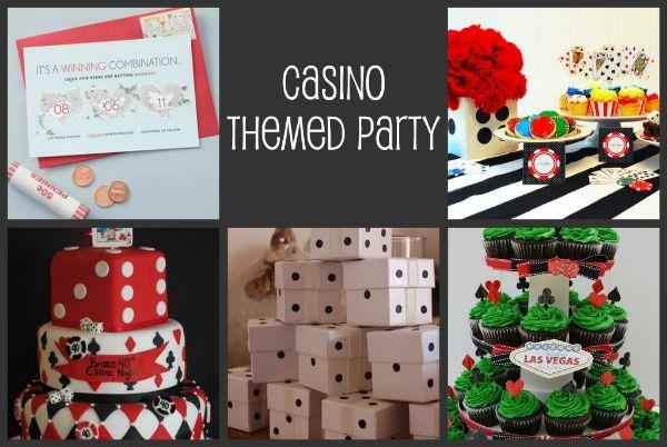 Casino party favor ideas dallas casino parties