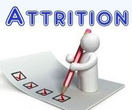 ATTRITION RATE CALCULATION (The formula and correct logic