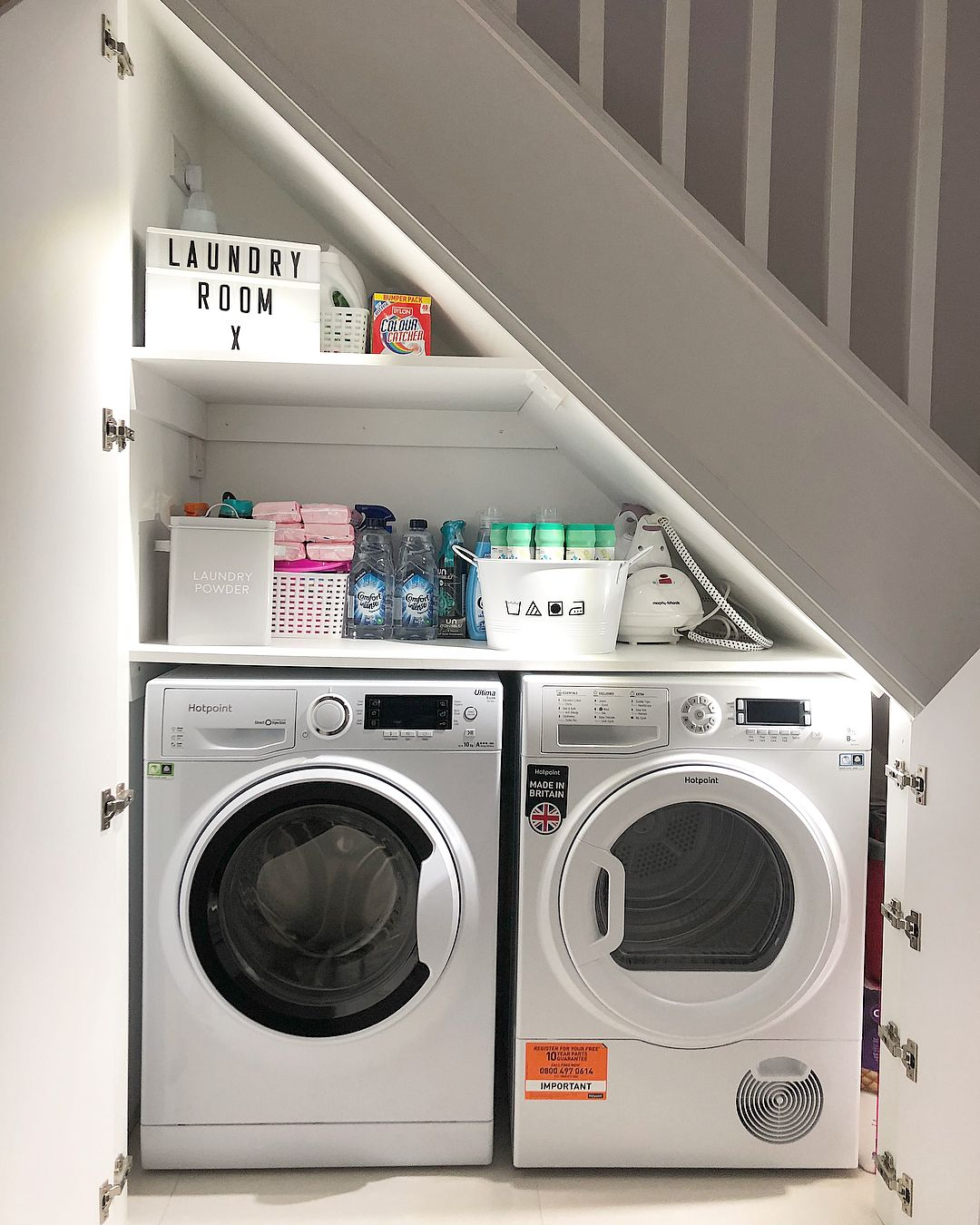 Photo of The Stunning Laundry Room Decor Ideas We Found on Instagram