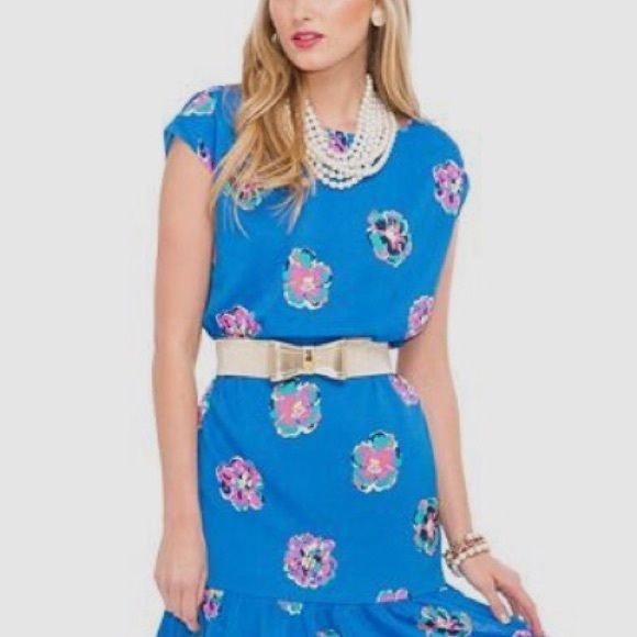 9a94d5314a Lilly Pulitzer Auburn Dress Lilly Pulitzer Auburn Dress in Royce Blue (Size   Small) Also listed in Mercari Lilly Pulitzer Dresses