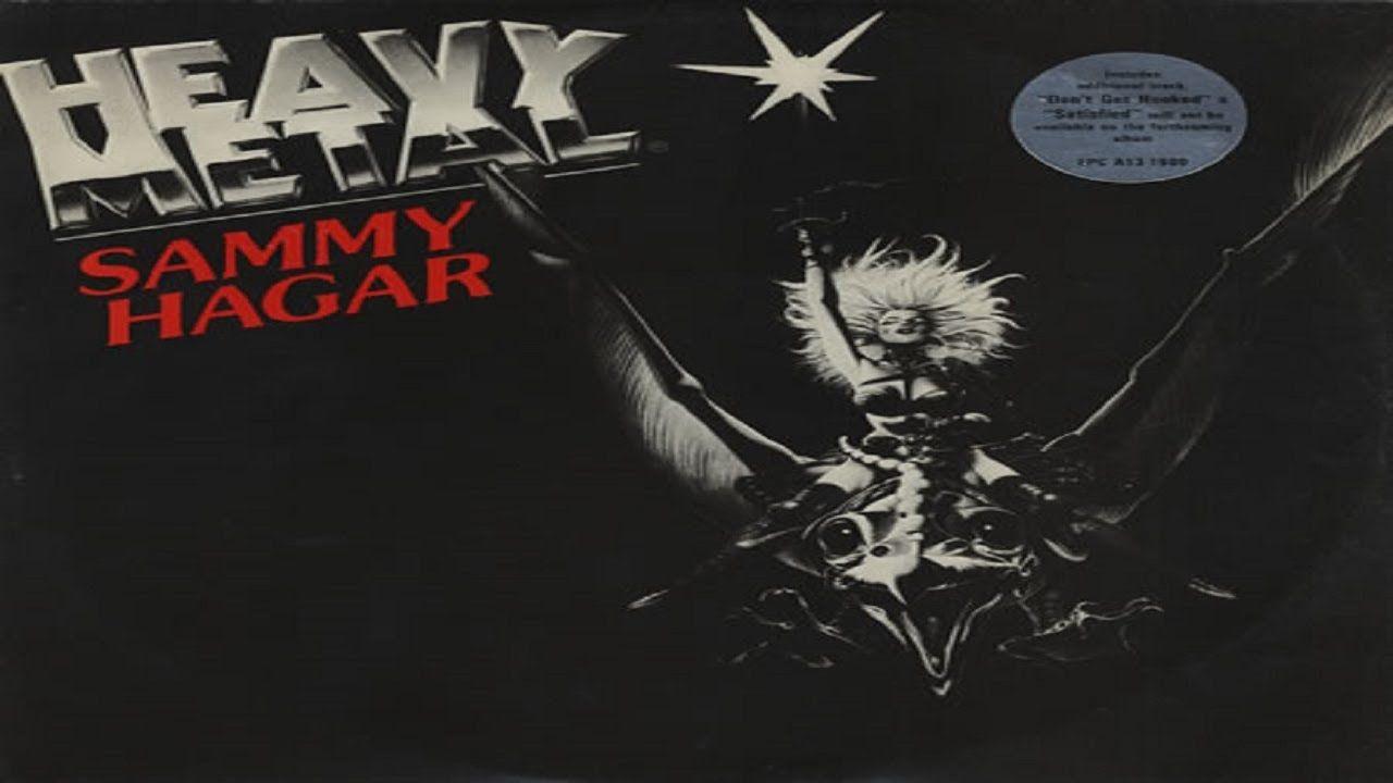 Sammy Hagar Heavy Metal Remastered Hq Sammy Hagar Heavy Metal Arena Rock