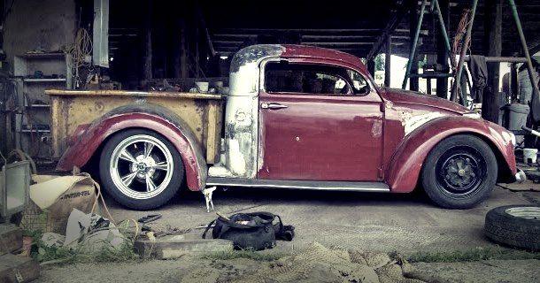Best looking VW truck I've ever seen