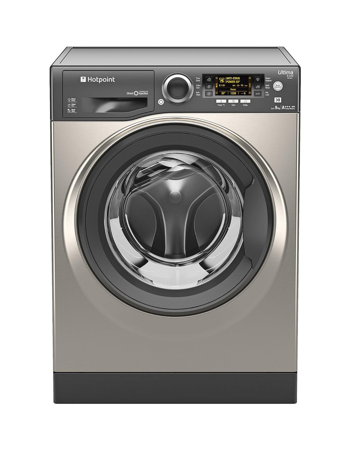 Womens Mens And Kids Fashion Furniture Electricals More Washing Machine Hotpoint Washing Machine