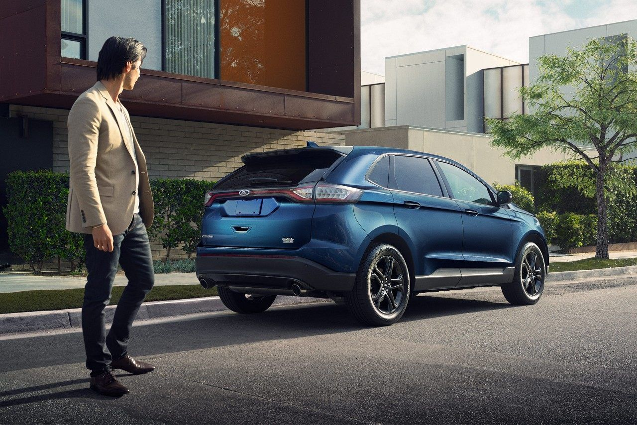 2018 Edge Sel With Sport Appearance Package Ford Edge Ford Edge
