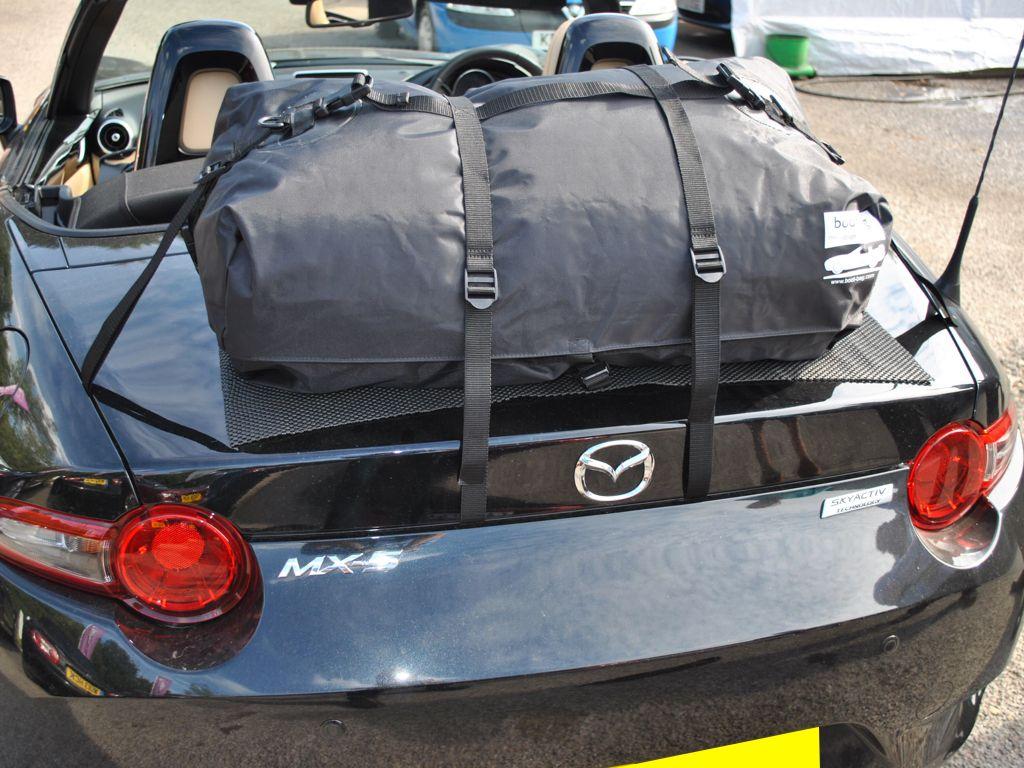 boot-bag Original /& Third Brake Light Mazda MX5 MK4 Luggage Rack Carrier