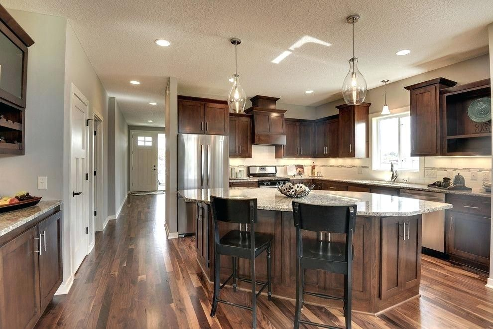 Best Anew Gray For A Transitional Kitchen With Grey And The 400 x 300