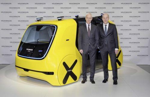 Volkswagen veers towards electric cars