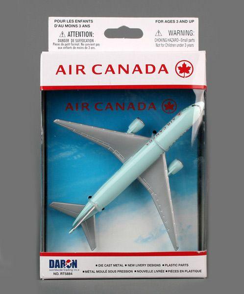 Air Canada Jet Plane Museumofflight Diecast Airplanes Diecast Planes For Sale