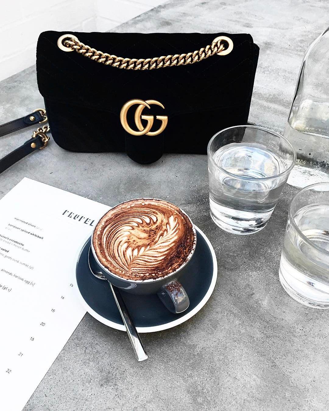 Morning coffee at my fav spot! ☕️    #Regram via @victoriatornegren
