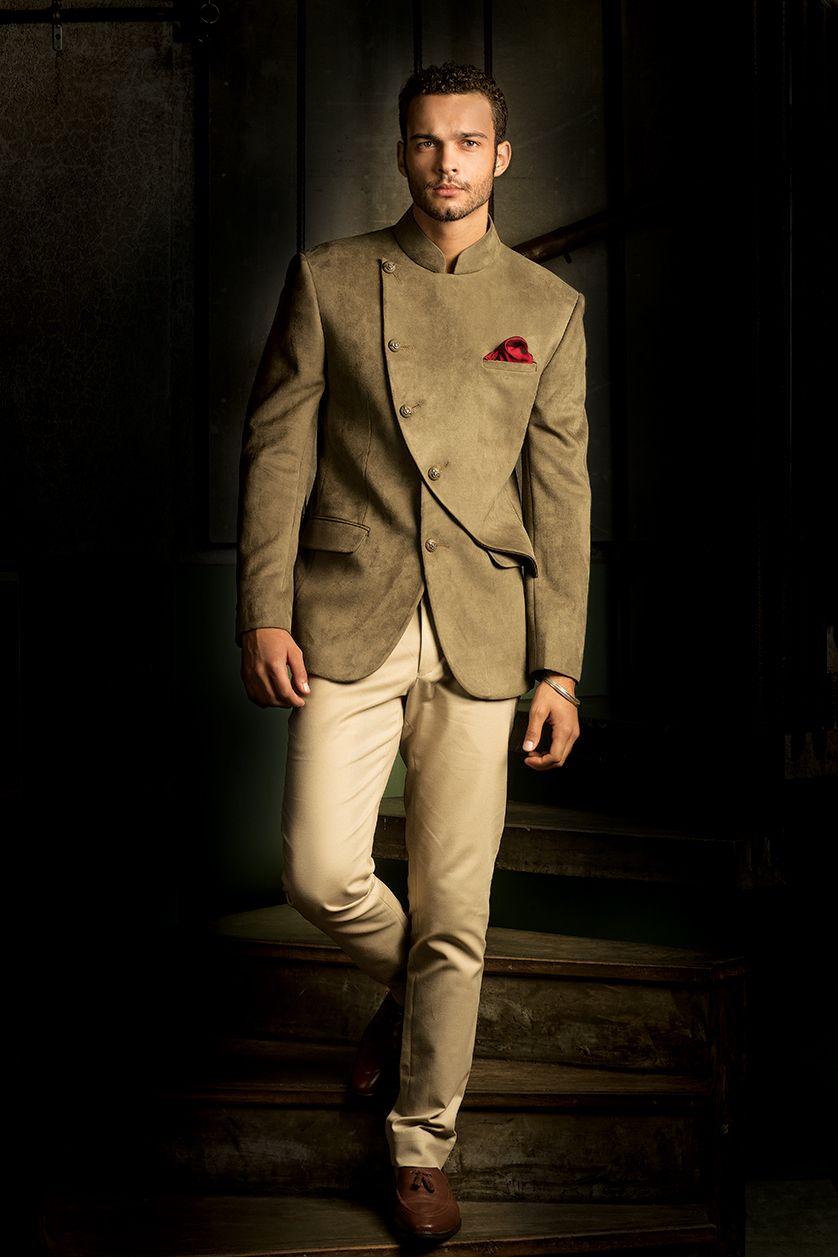 JODHPURI SUIT Fashion Pinterest Indian groom wear Indian