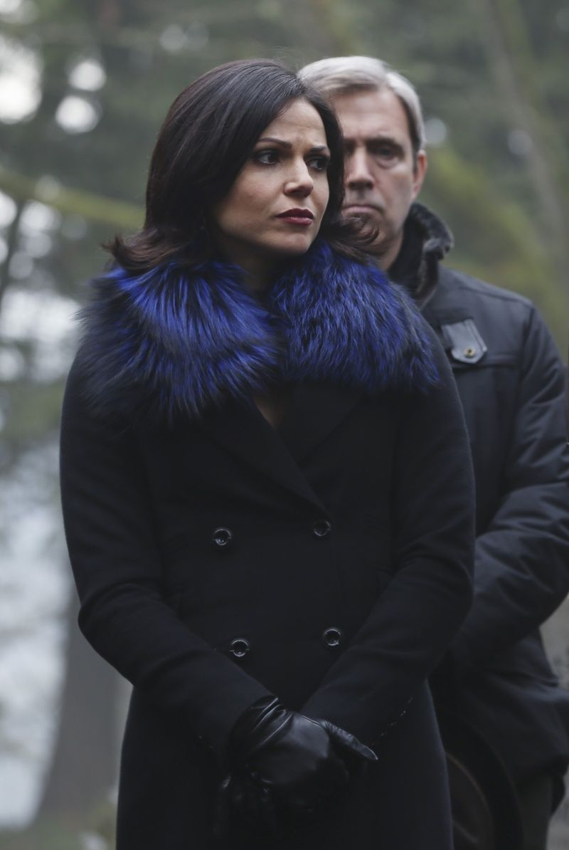 3x16 It's Not Easy Being Green - ABC Promo Stills