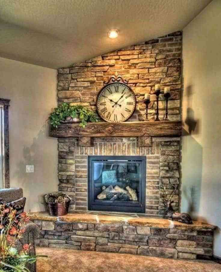 19 Best Corner Fireplace Ideas For Your Home Home Fireplace Fireplace Design