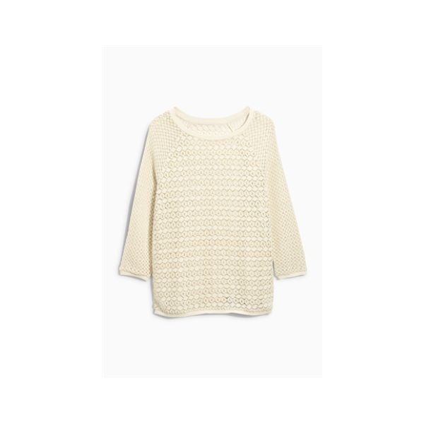 Buy Lace Sweat from the Next UK online shop (£4.50) via Polyvore
