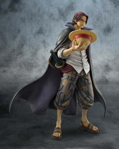MegaHouse Excellent Model One Piece POP NEO-DX Red-Haired Pirates Shanks 1//8