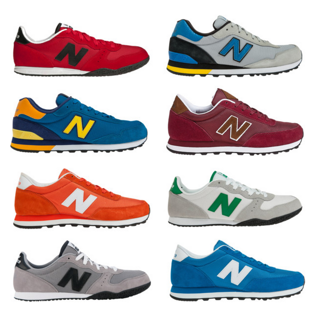 Which New Balance shoes should I get for my husband? He cannot decide...