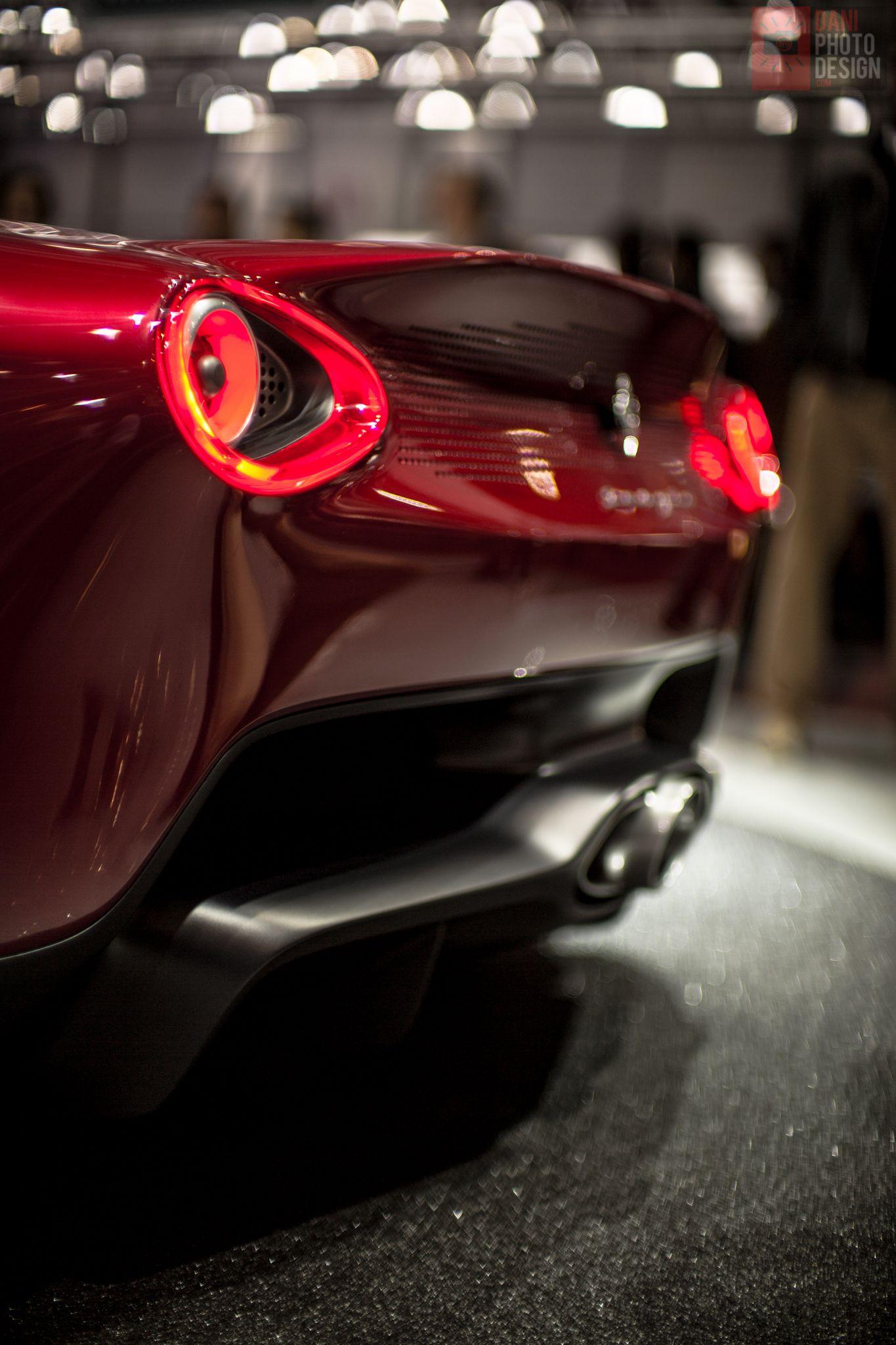 Lake Elsinore Dodge >> Cars - Pininfarina Concept Ferrari Sergio - daniphotodesign.com | Ferrari, Ferrari car, Cars