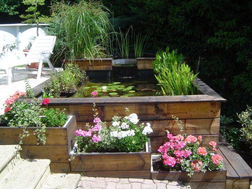 Bassin tuin ontwerp kleine bassin roeselare u databank publieke