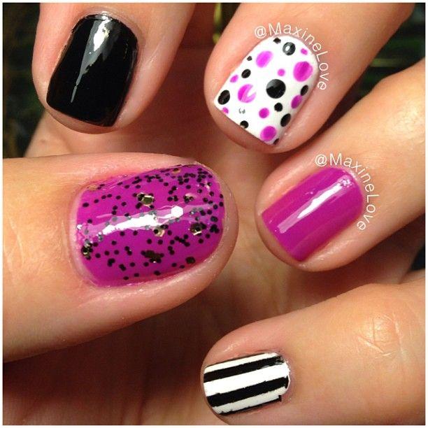 Instagram Photo By Maxinelove Nail Nails Nailsart Cute Nails